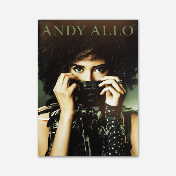 Superconductor Photo Lyric Booklet by Andy Allo for sale on hellomerch.com