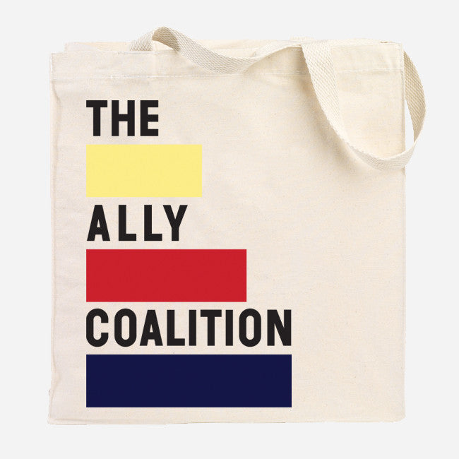 TAC Tote Bag - The Ally Coalition - Hello Merch