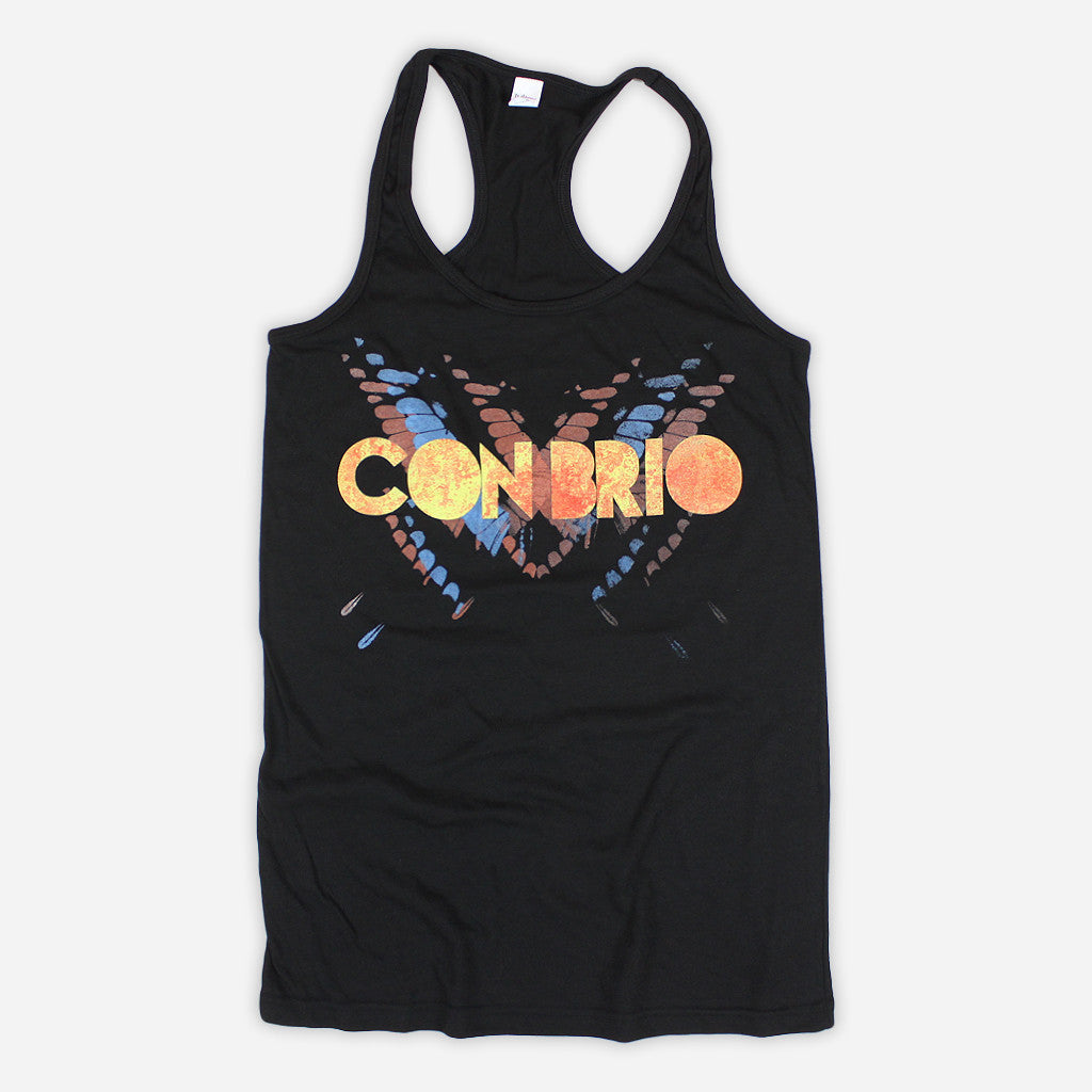 Never Be The Same Women's Black Tank Top - Con Brio - Hello Merch