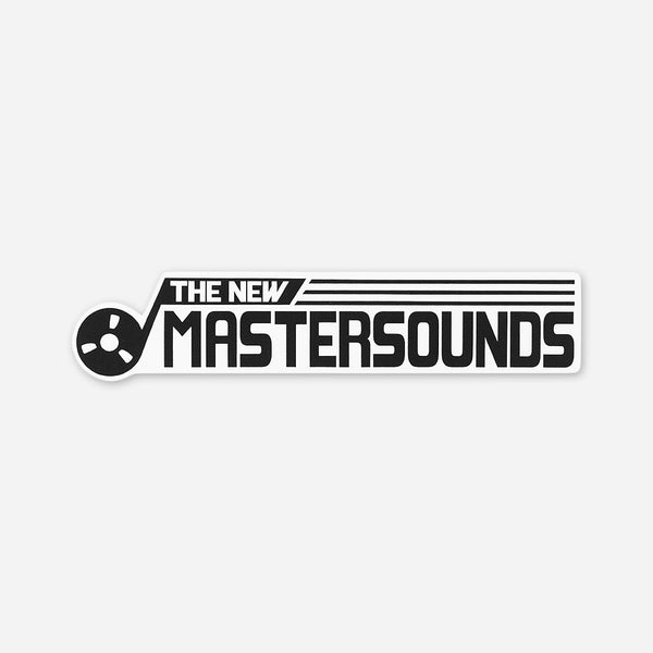 Tape Reel Sticker by The New Mastersounds for sale on hellomerch.com