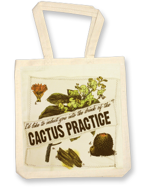Cactus Practice Tote Bag by Tori Amos for sale on hellomerch.com