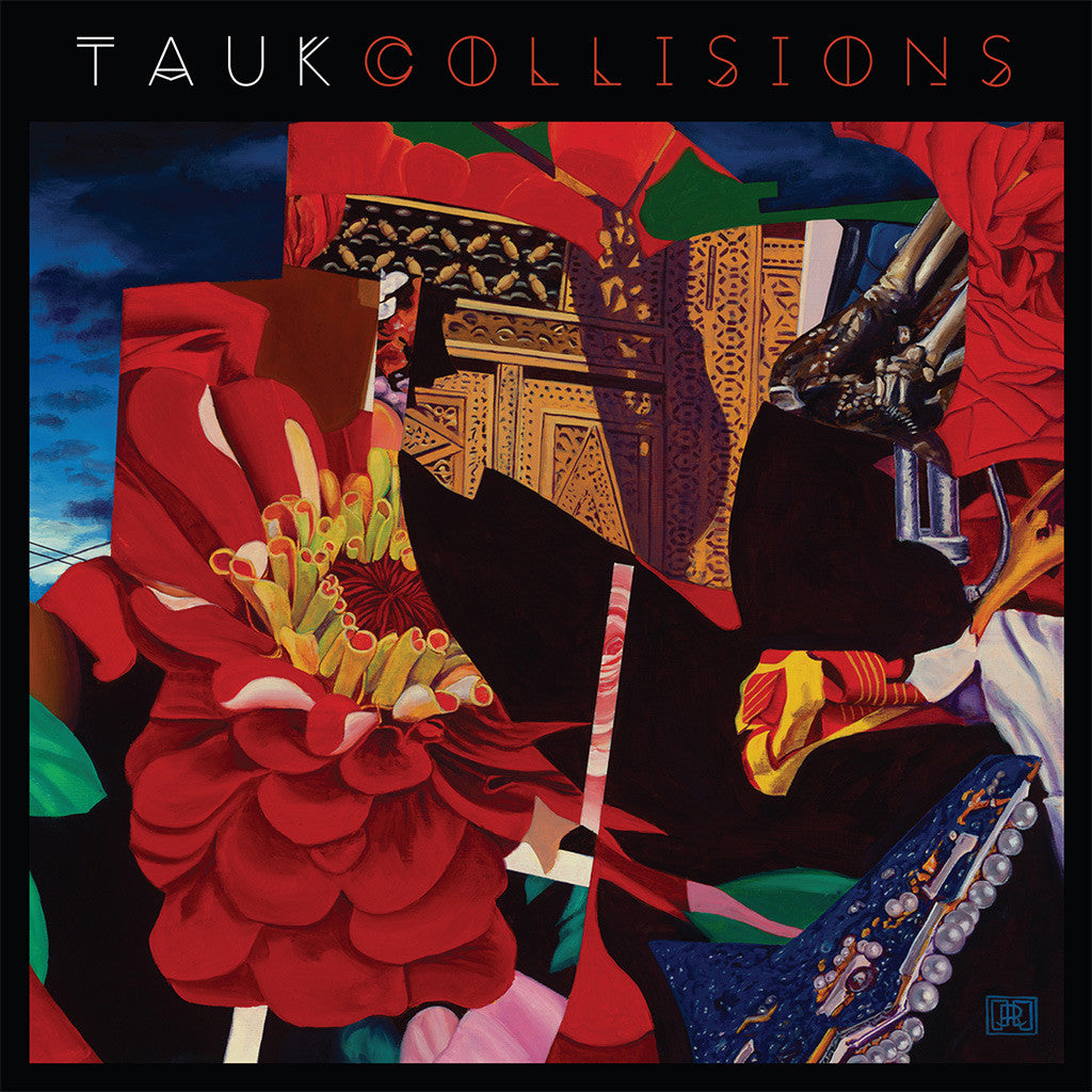 Collisions 2014 CD - TAUK - Hello Merch