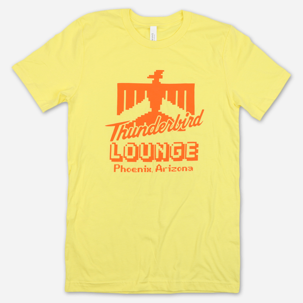 TL Logo Yellow T-Shirt
