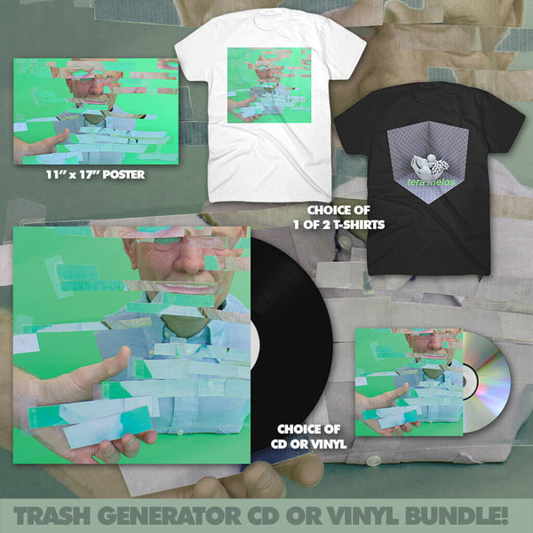 Trash Generator Bundle by Tera Melos for sale on hellomerch.com