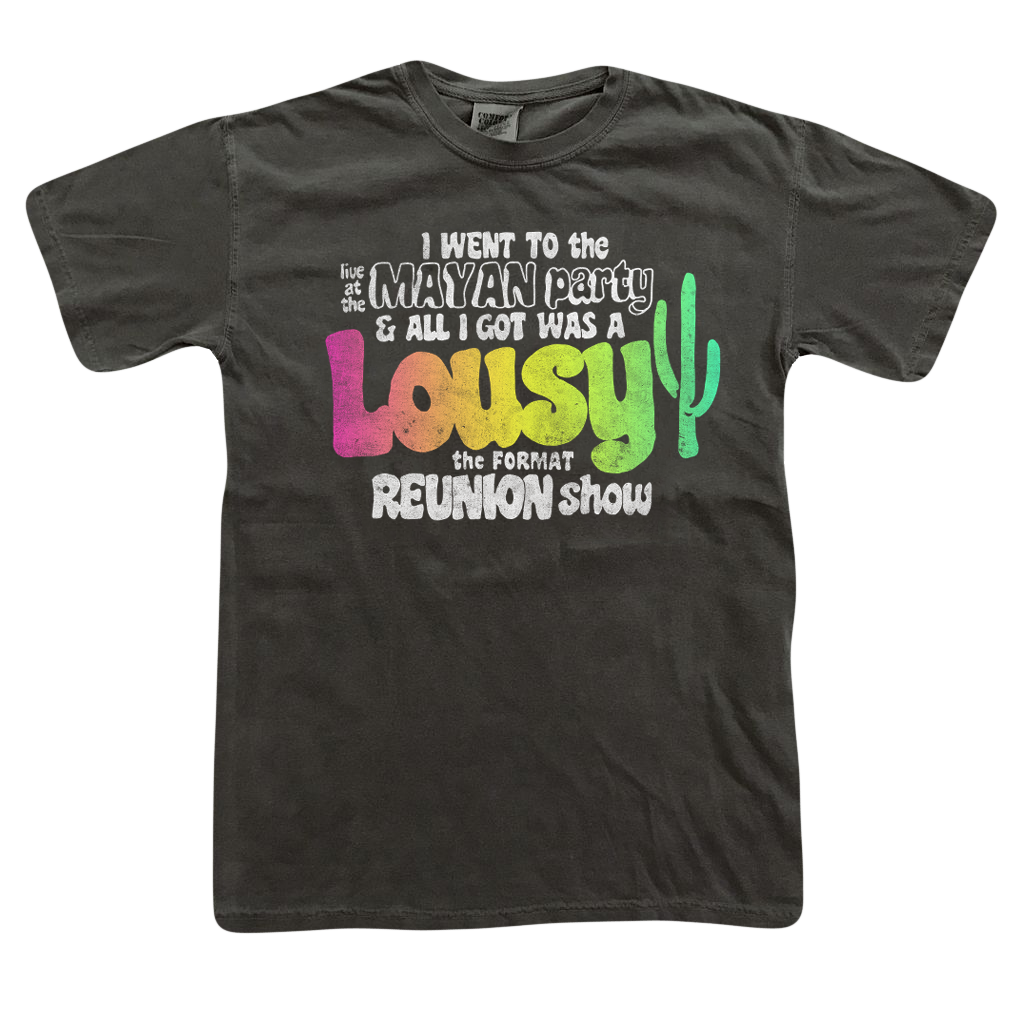 Lousy Party Pepper T-Shirt