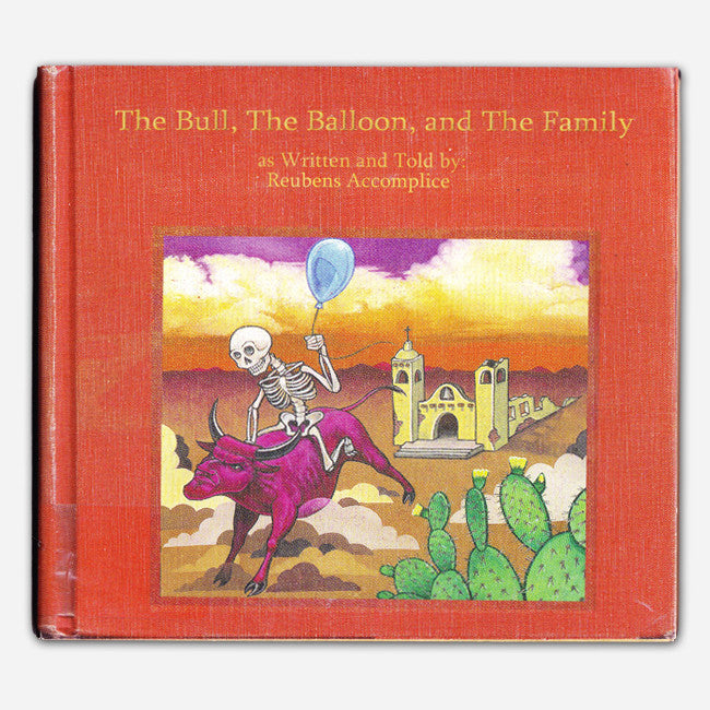 The Bull, The Balloon and The Family LP - Reubens Accomplice - Hello Merch