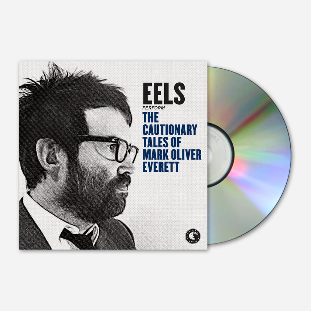 The Cautionary Tales Of Mark Oliver Everett CD