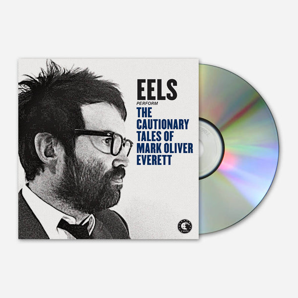 The Cautionary Tales Of Mark Oliver Everett CD by Eels for sale on hellomerch.com