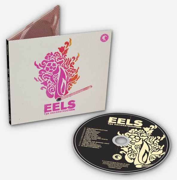 The Deconstruction CD by Eels for sale on hellomerch.com