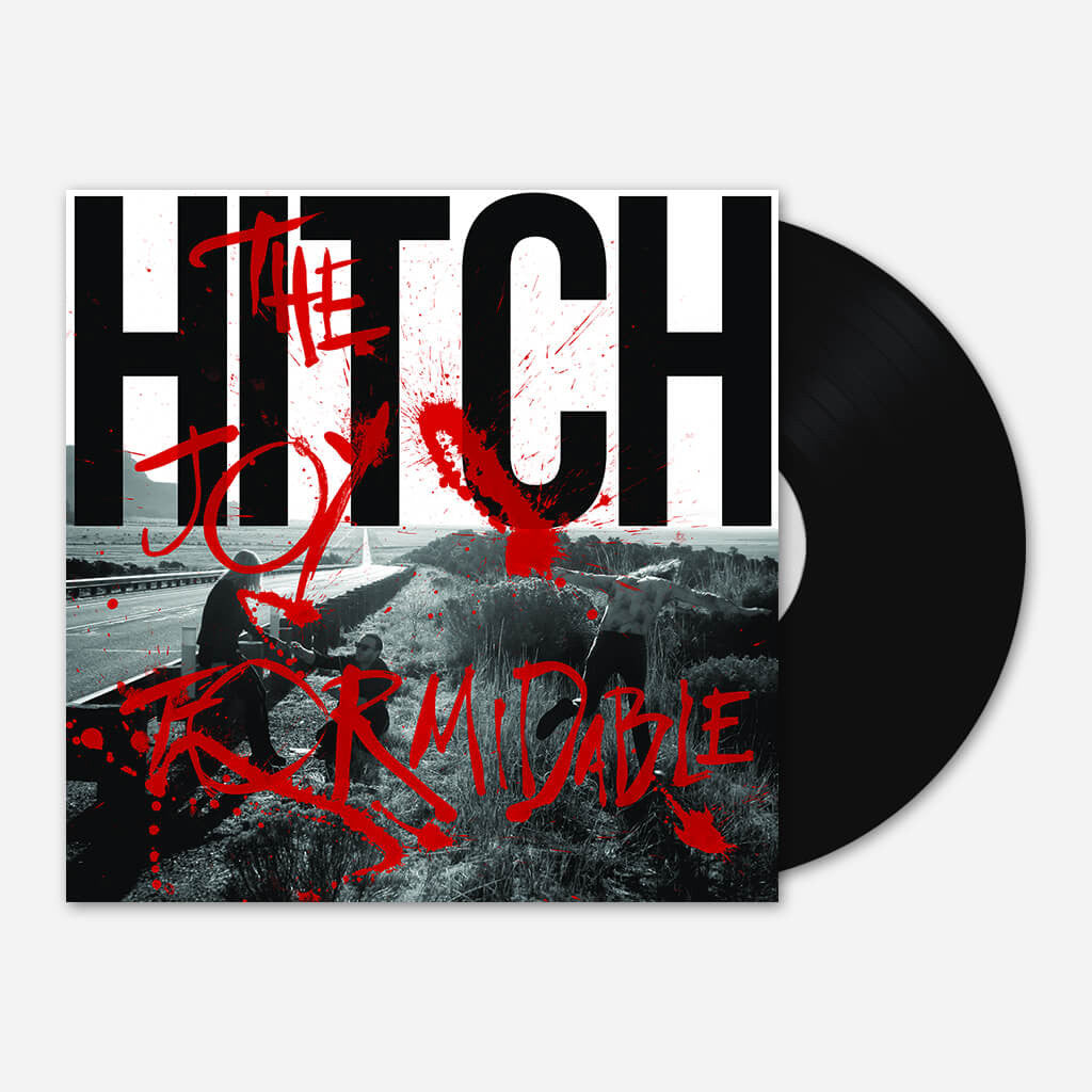 "Hitch 12"" Black Vinyl"