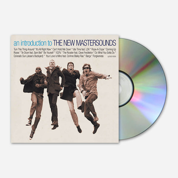 An Introduction To The New Mastersounds CD by The New Mastersounds for sale on hellomerch.com
