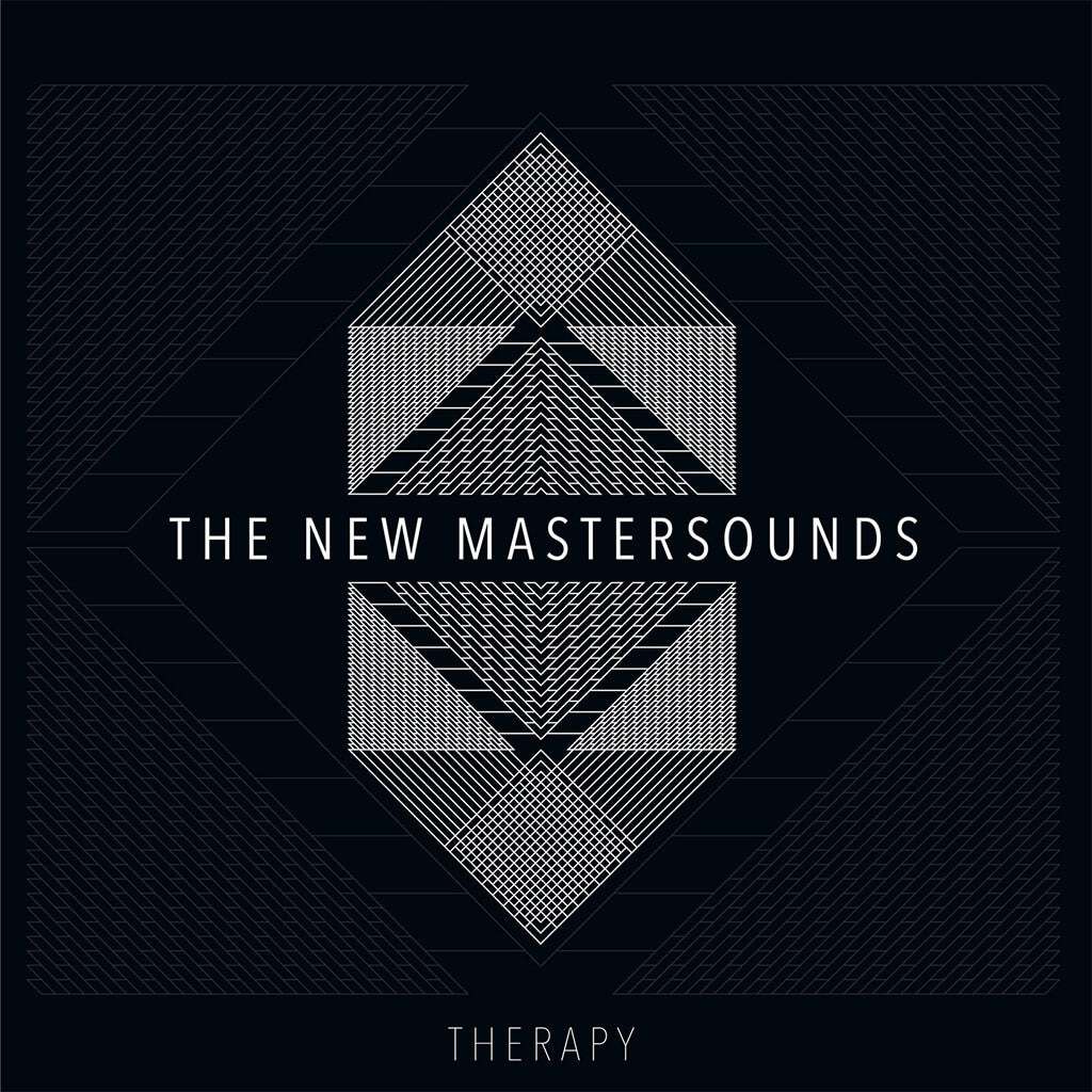 Therapy CD - The New Mastersounds - Hello Merch
