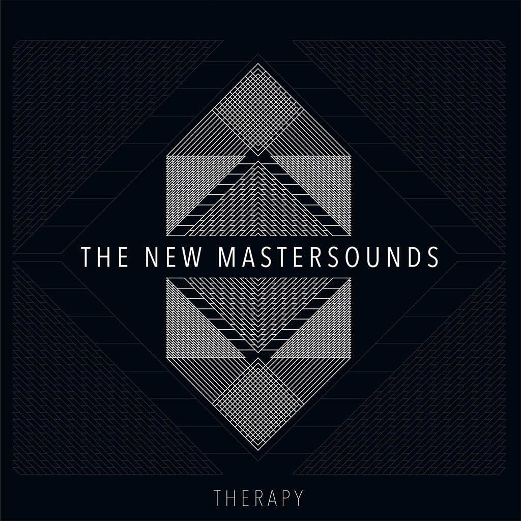 Therapy Vinyl - The New Mastersounds - Hello Merch
