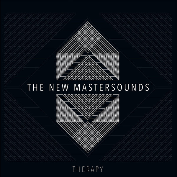 Therapy Vinyl by The New Mastersounds for sale on hellomerch.com