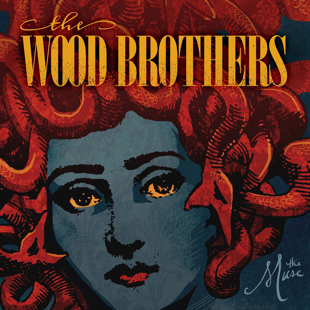 The Muse - The Wood Brothers - Hello Merch
