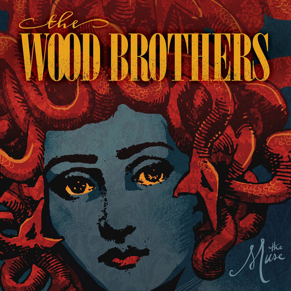 The Muse CD by The Wood Brothers for sale on hellomerch.com