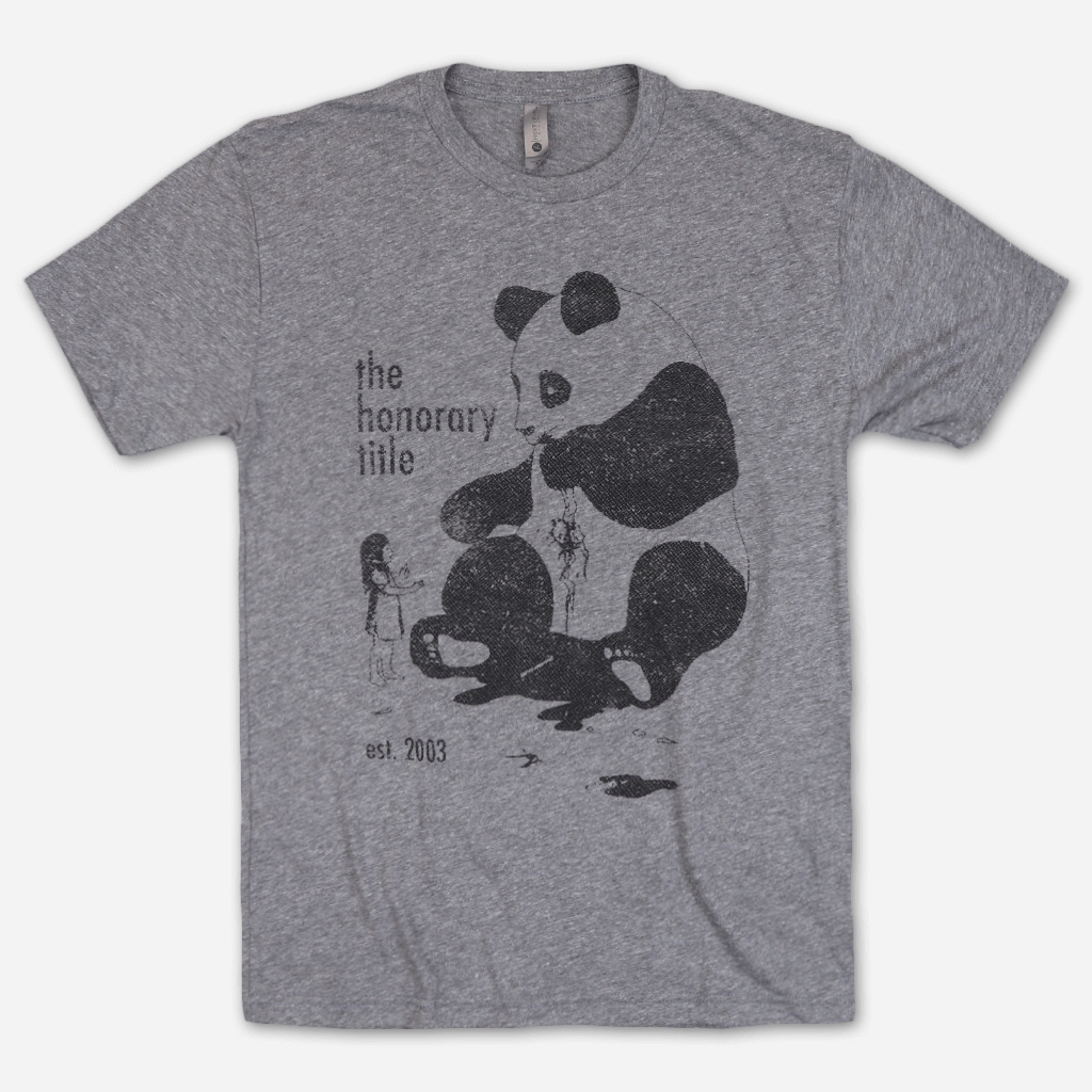 The Honorary Title Est. 2003 Grey Tri-Blend