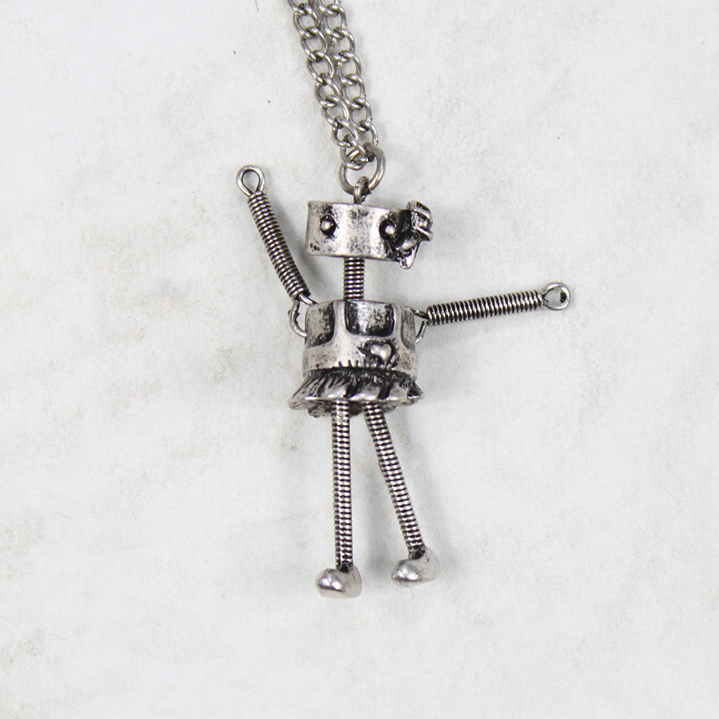 Chandler The Robot Jewelry