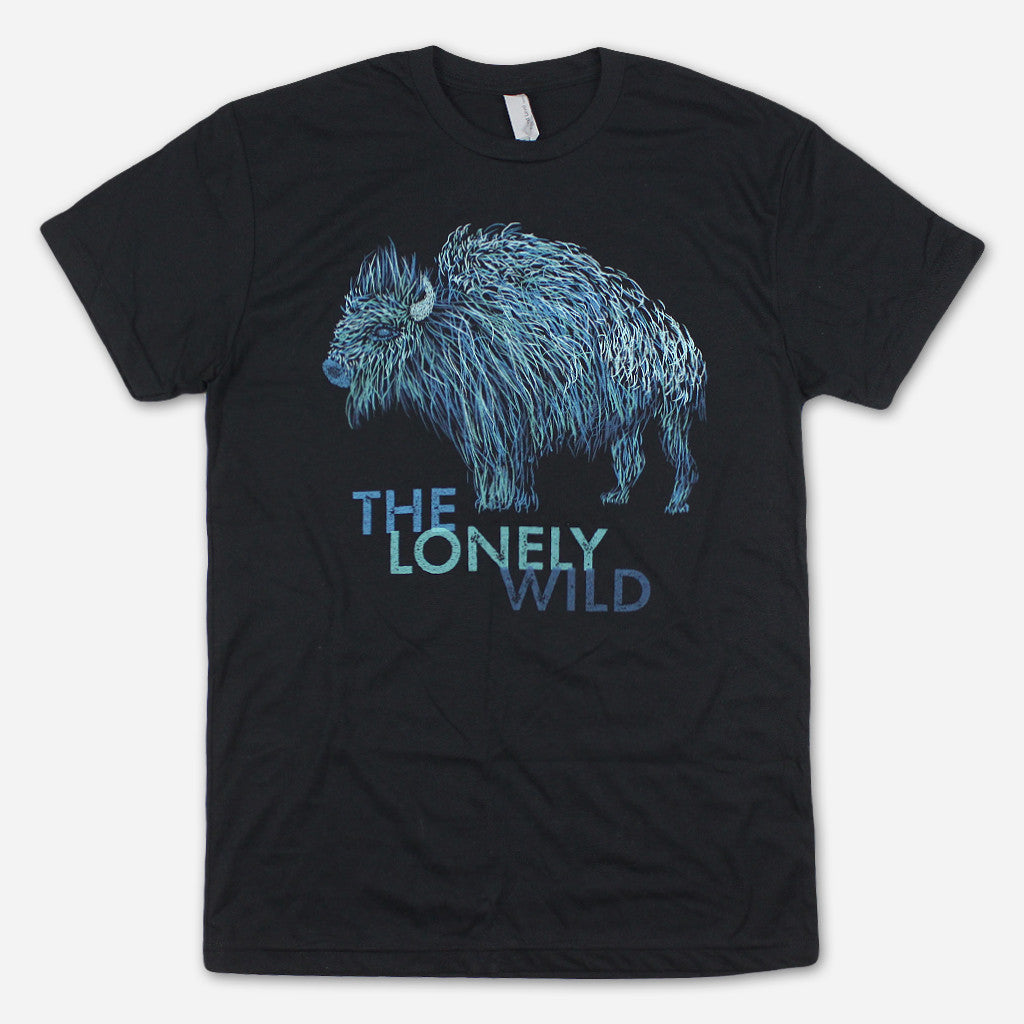 Blue Buffalo Black T-Shirt