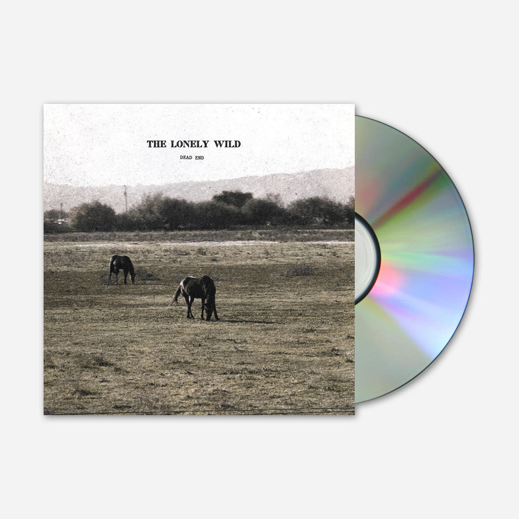 Dead End EP CD - The Lonely Wild - Hello Merch