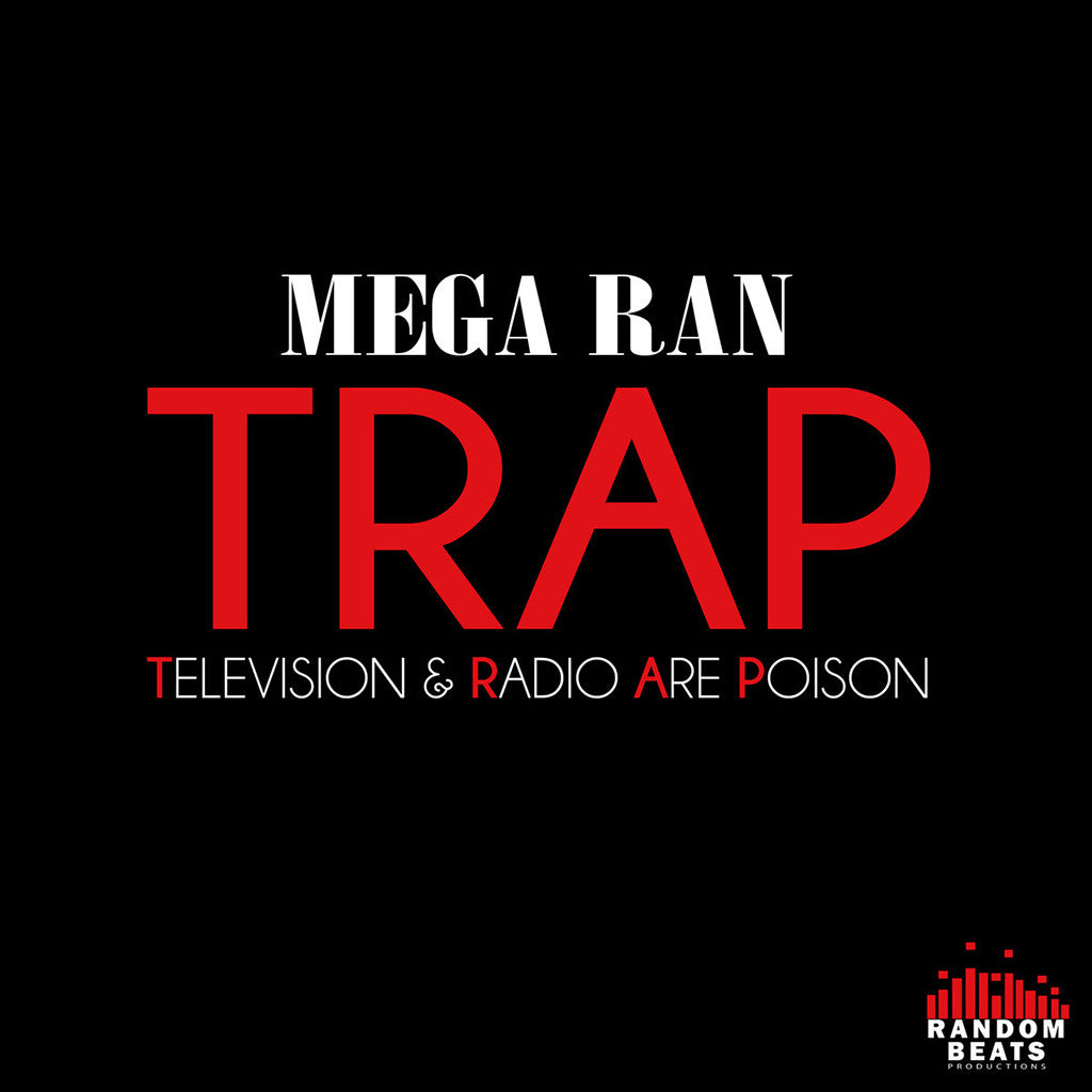 Trap CD - Mega Ran - Hello Merch