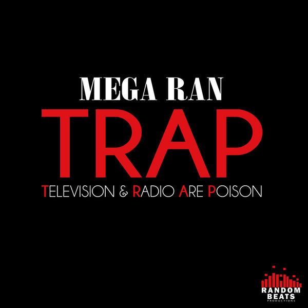 Trap CD by Mega Ran for sale on hellomerch.com