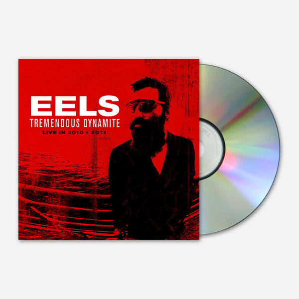 Tremendous Dynamite Live 2010 & 2011 CD by Eels for sale on hellomerch.com