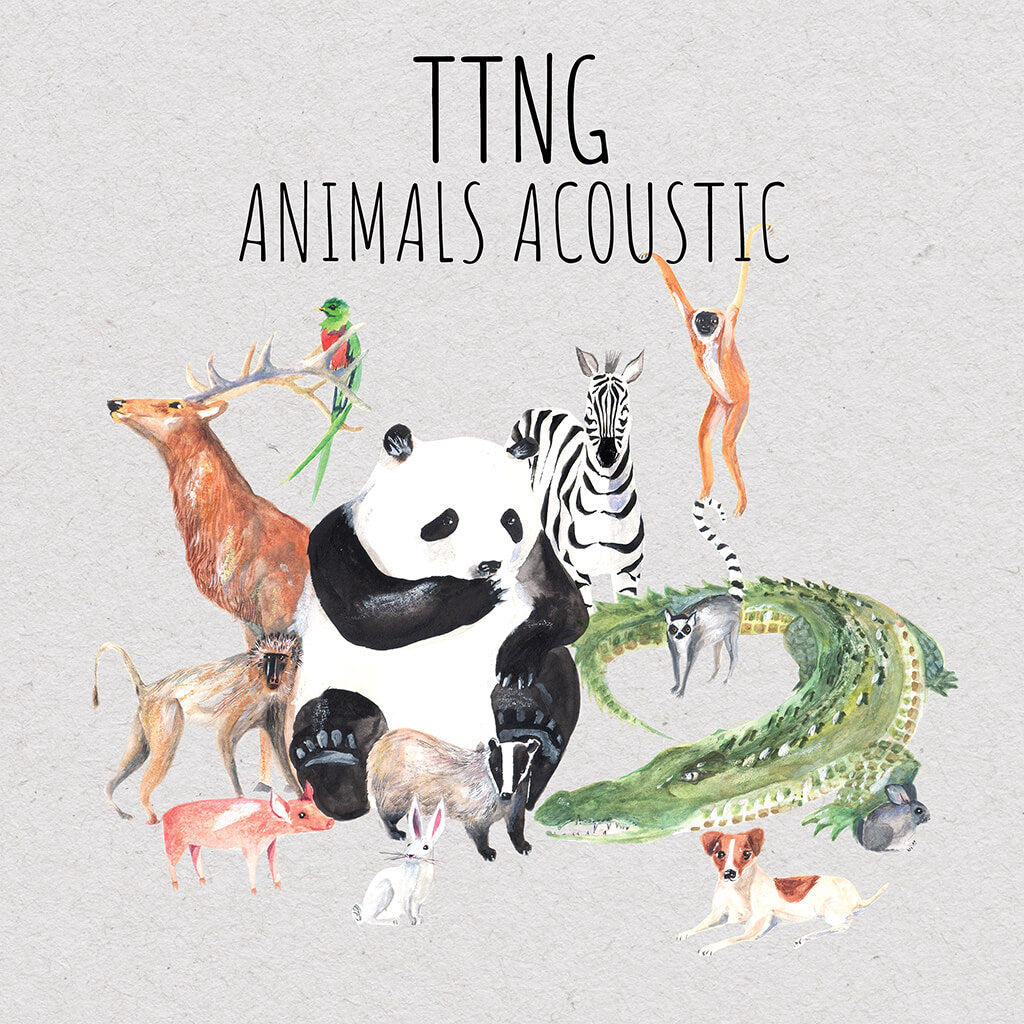 Animals Acoustic CD