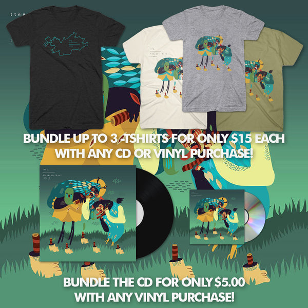 Disappointment Island Bundles by TTNG for sale on hellomerch.com