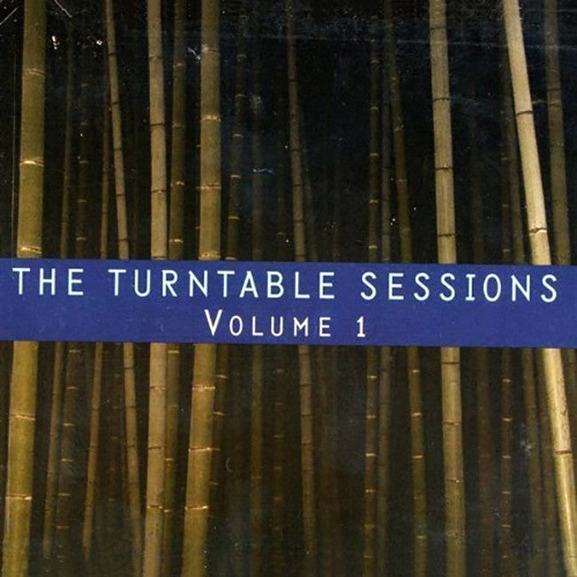 The Turntable Sessions: Volume 1 CD - Billy Martin - Hello Merch