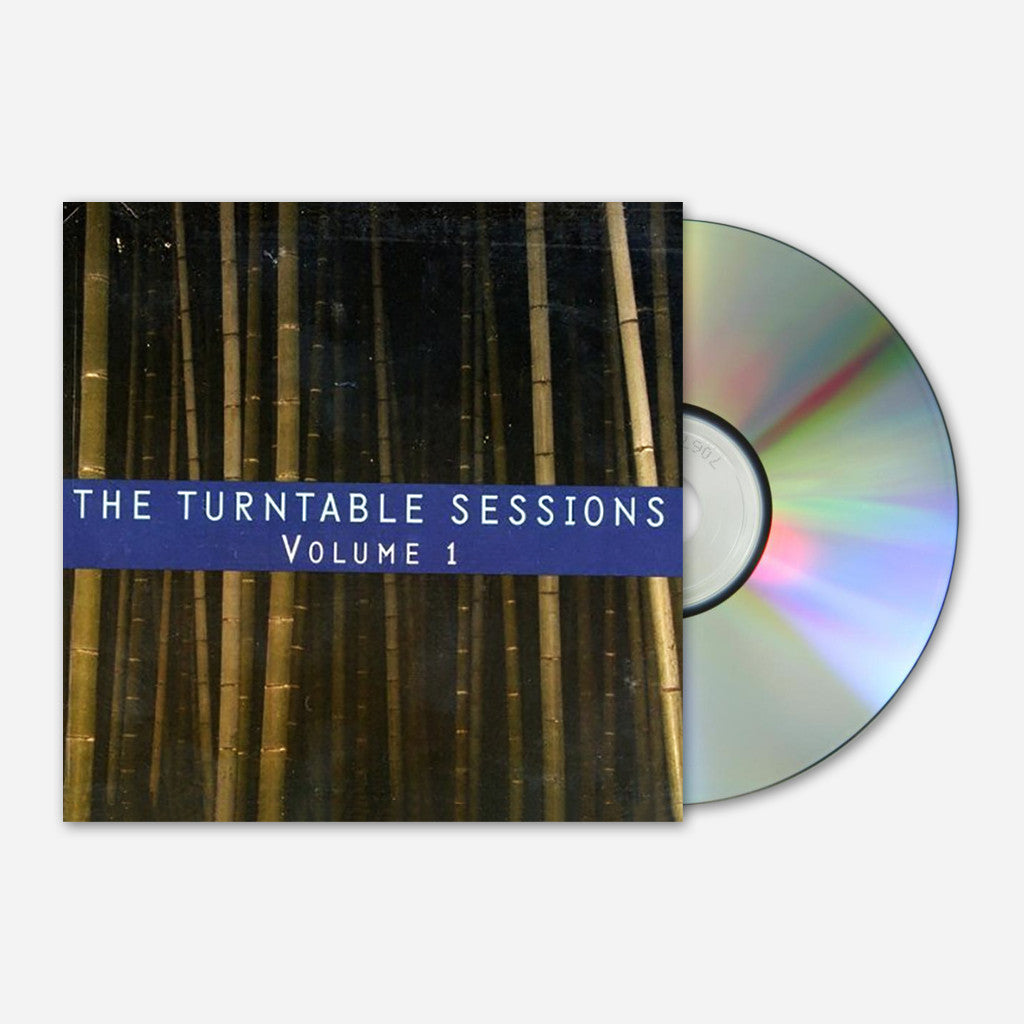 The Turntable Sessions: Volume 1 CD