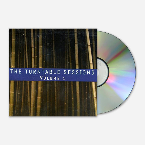 The Turntable Sessions: Volume 1 CD by Billy Martin for sale on hellomerch.com