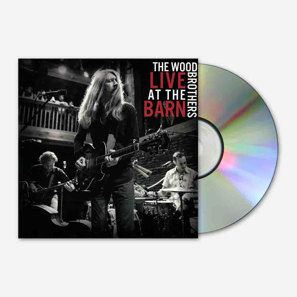 Live At The Barn CD