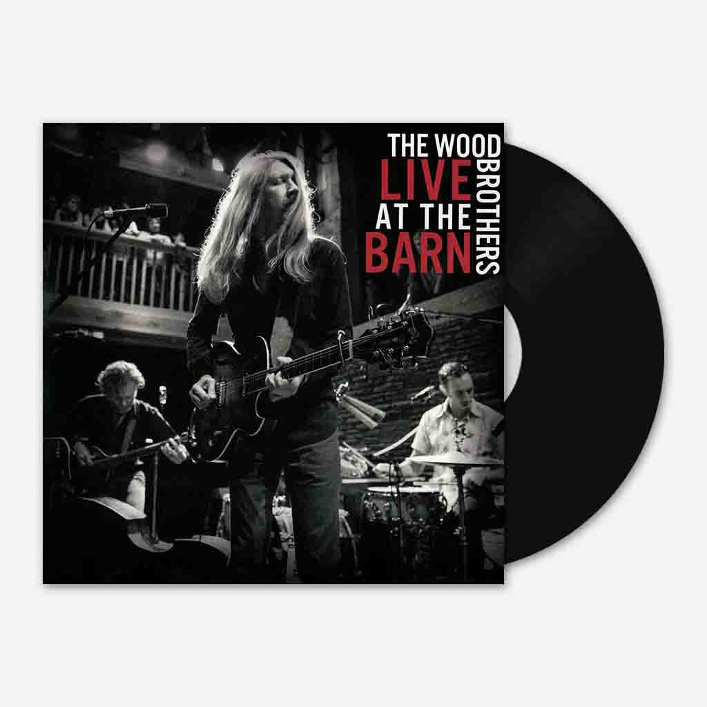 "Live At The Barn 12"" Vinyl"