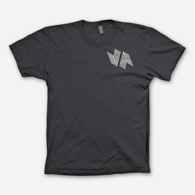 Vacant Andys Logo Black T-Shirt - Animal Manufacturing Company - Hello Merch