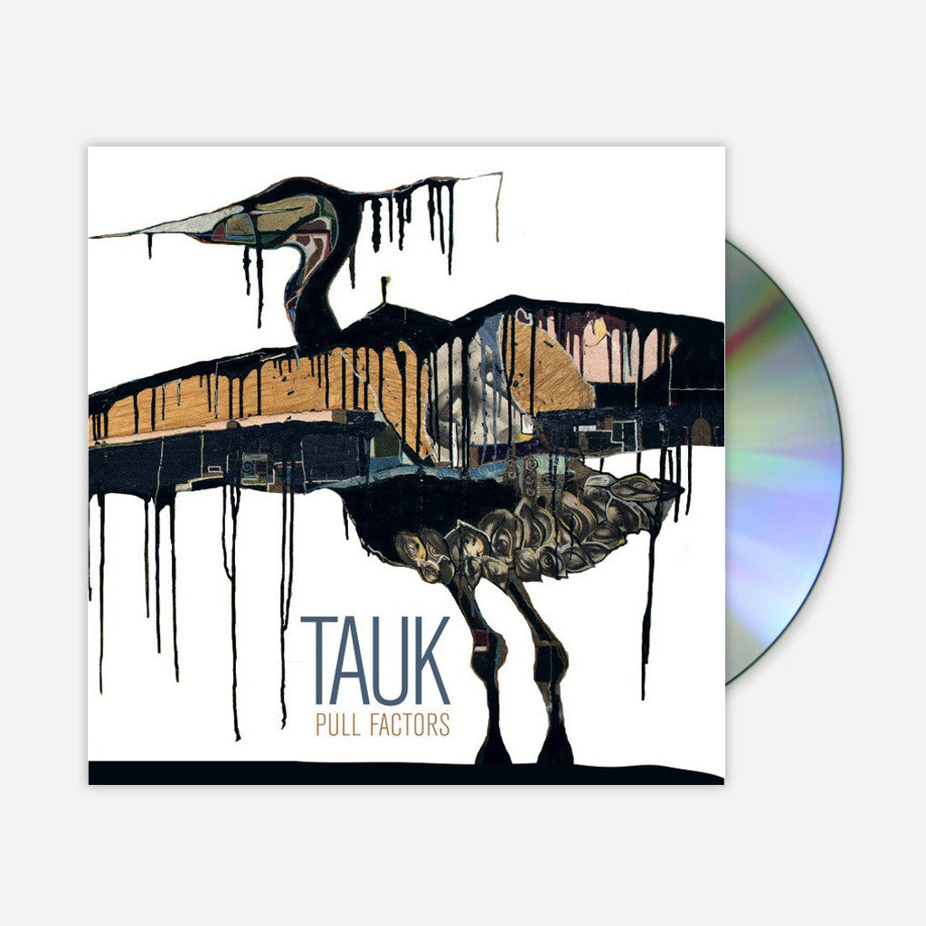 Pull Factors 2012 CD - TAUK - Hello Merch