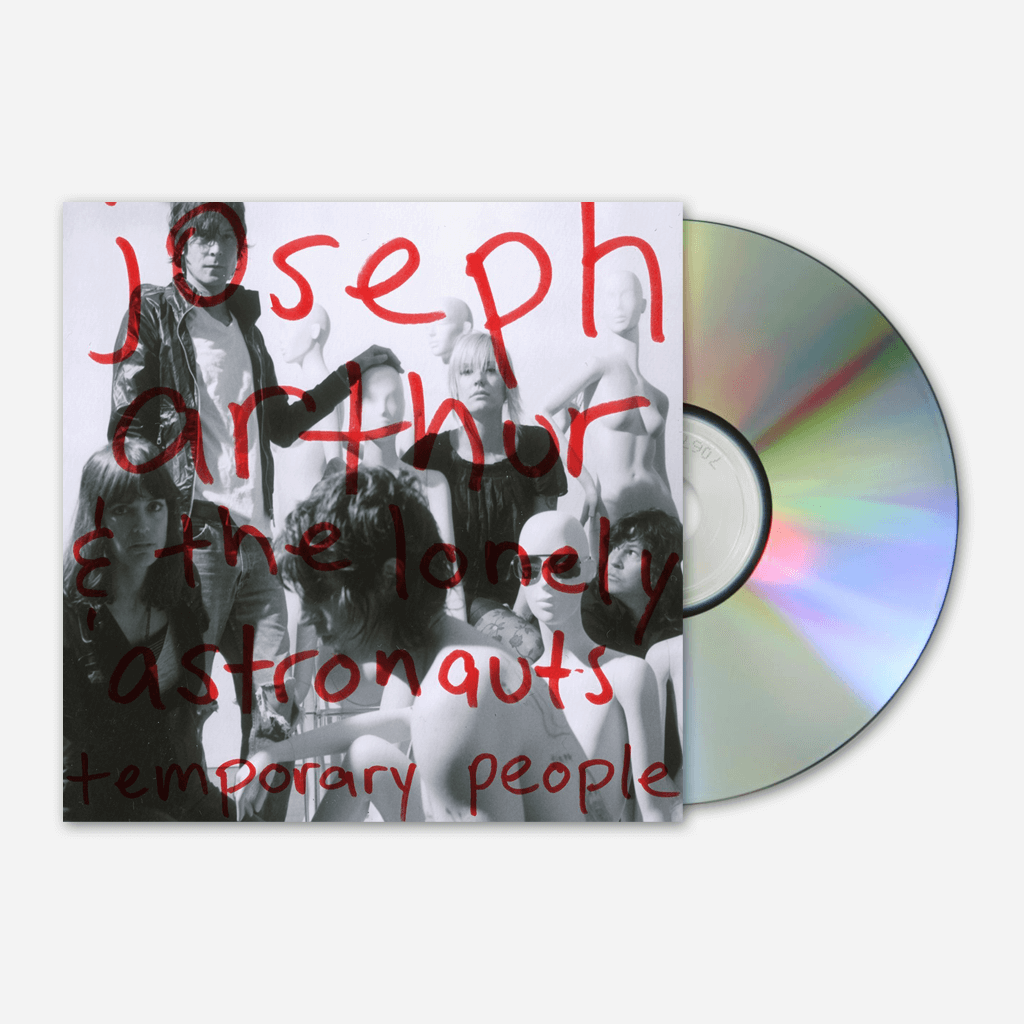 Temporary People CD