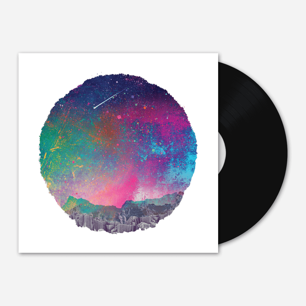 "The Universe Smiles Upon You 12"" Vinyl"