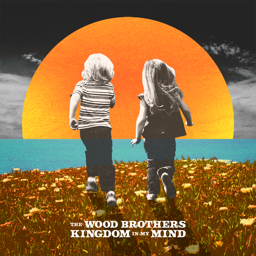 "Kingdom In My Mind 12"" Black Vinyl"