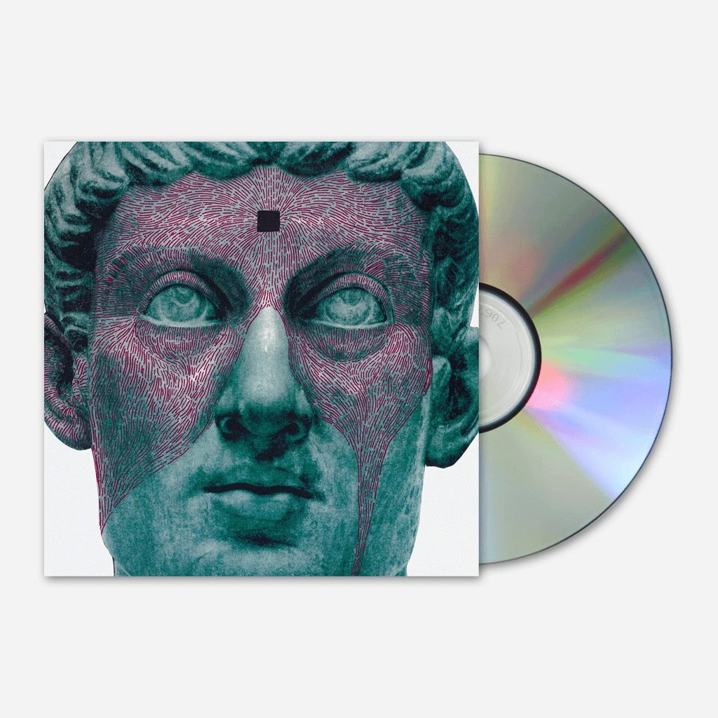 The Agent Intellect CD - Protomartyr - Hello Merch