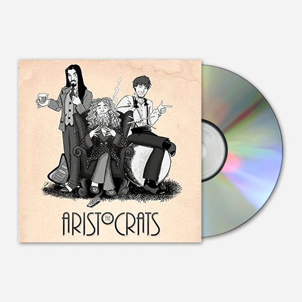 The Aristocrats CD by The Aristocrats for sale on hellomerch.com