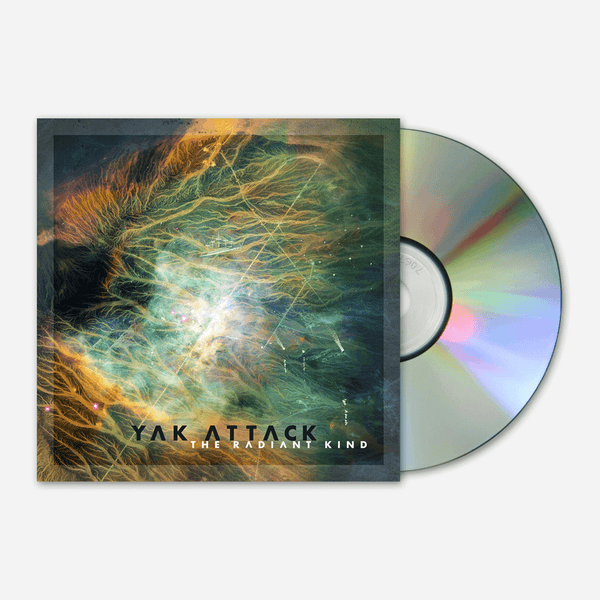 The Radiant Kind CD by Yak Attack for sale on hellomerch.com