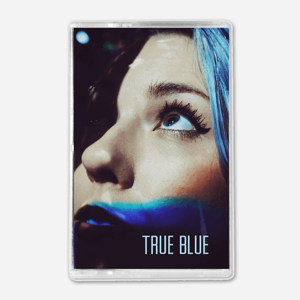 True Blue Cassette Tape by Brigades for sale on hellomerch.com