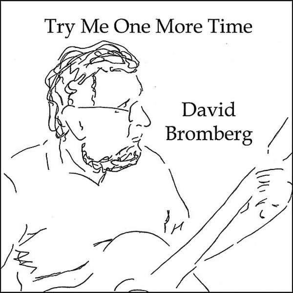 Try Me One More Time CD by David Bromberg for sale on hellomerch.com