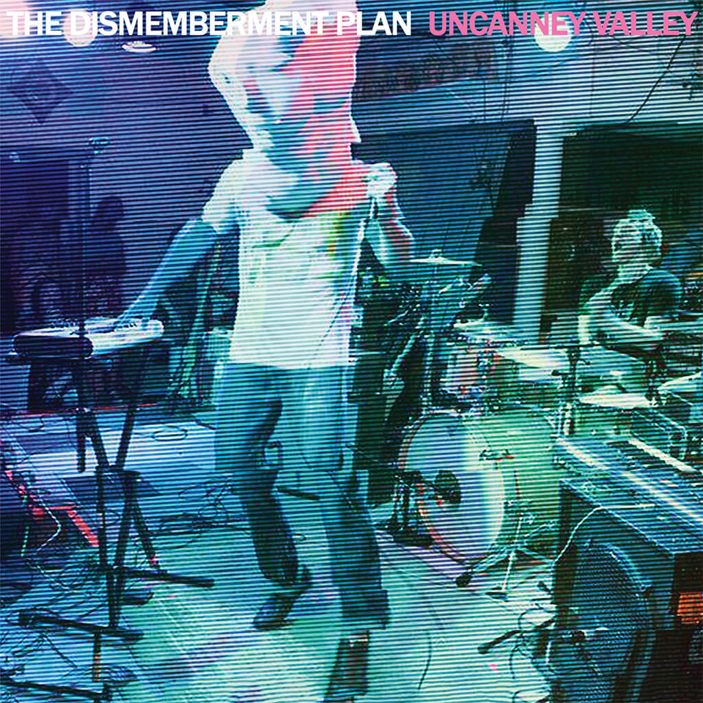 Uncanney Valley CD - The Dismemberment Plan - Hello Merch
