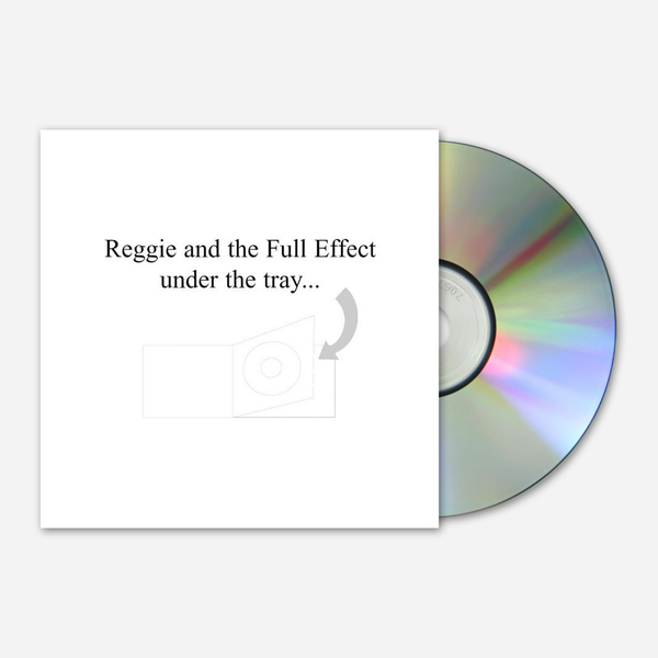 Under The Tray CD by Reggie and the Full Effect for sale on hellomerch.com