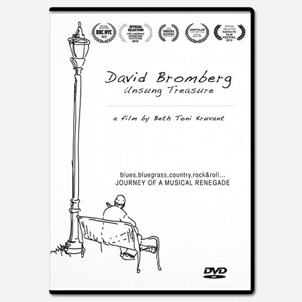 David Bromberg - Unsung Treasure DVD by David Bromberg for sale on hellomerch.com