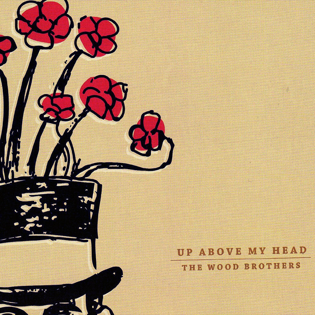 Up Above My Head CD