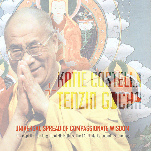 Universal Spread of Compassionate Wisdom (Audio CD) by Katie Costello for sale on hellomerch.com