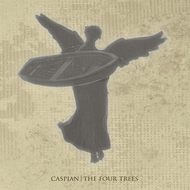 The Four Trees CD - Caspian - Hello Merch
